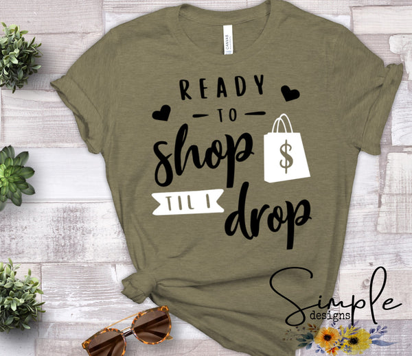 Ready to Shop Sale Bella Canvas Tees