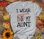 Custom Great Aunt Shirt, Onesie, Toddler, Youth Tees, Bodysuit