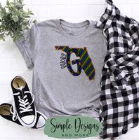 FL GATORS T-shirt, Sports Tees, Football Raglans