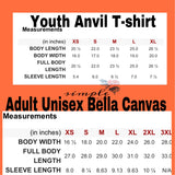 My Favorite Color is October Bella Canvas T-shirt Sale