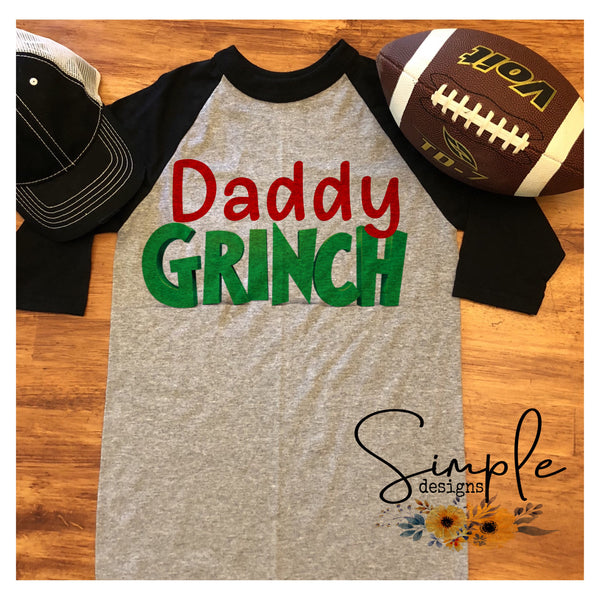 5a8185ed ... Grinch Shirt, Mama Grinch, Daddy Grinch, Personalized Merry Christmas,  National Lampoons ...