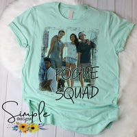 Pogue Squad OuterBanks T-shirt, Custom Tees, Tank Tops
