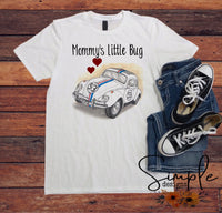 Mommy Little Love Bug T-shirt, Valentines Day, Love Never Fails, Love One Another