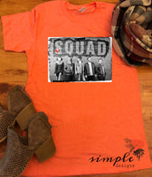 Halloween Shirt Squad Goals T-shirt, Halloween Tees, Horror Movies