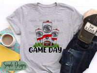 Game Day T-shirt, GA Bulldogs Raglan, GO DAWGS, Fall, Football, Custom Tees, Personalized Teams