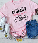I'm Not Just a Daddy's Little Girl Youth Tees