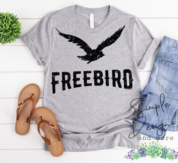Freebird T-shirt,Independence Day,4th Of July