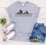 Outlander T-shirt, Outlander, TV Shows, Entertainment, Custom Tees
