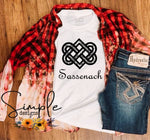 Sassenach T-shirt, Outlander, TV Shows, Entertainment, Custom Tees
