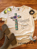 Amazing Grace T-shirt, Easter Tee, Easter Custom Shirt