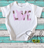 LOVE Pink Body Easter Custom Easter Shirts, Adult, Kids, Youth