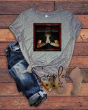Jacob Bryant Cover T-shirt, Country Music Shirts, Kids, Youth, Raglan