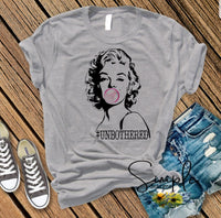Unbothered T-shirt, Custom Tees, Tank Tops