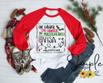 On Dasher On Dancer On MasterCard On Visa Black Friday Shirt, Deals and Thrills