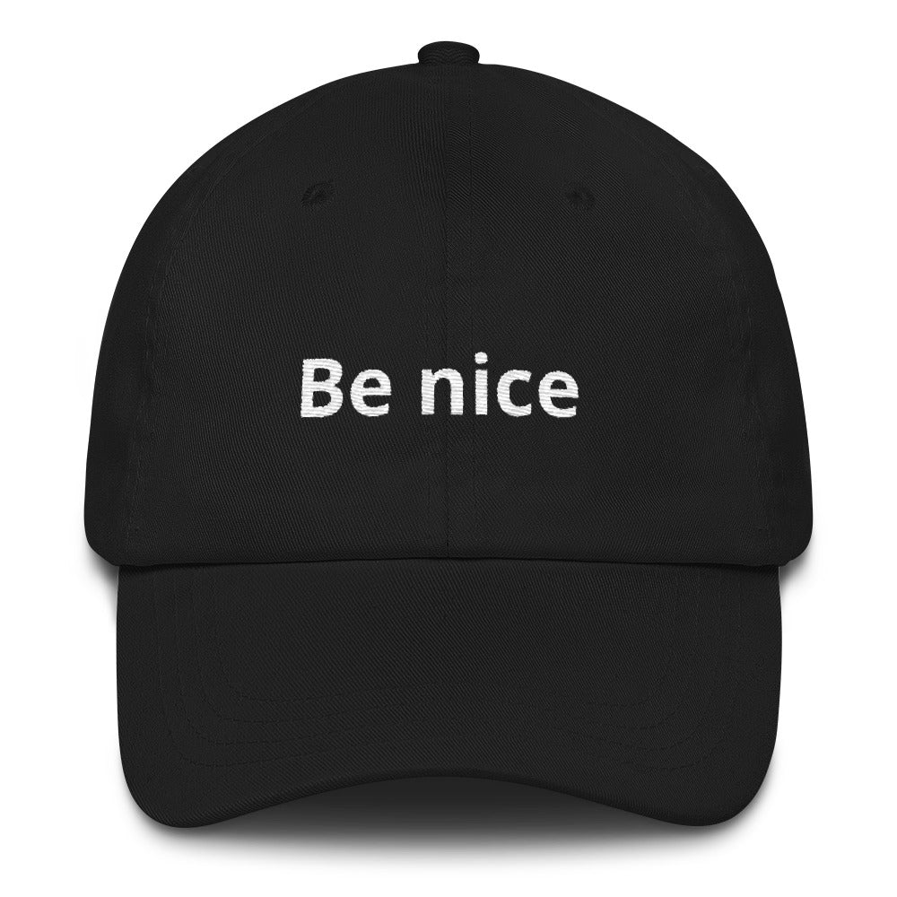 BE NICE HAT - Lupethelabel