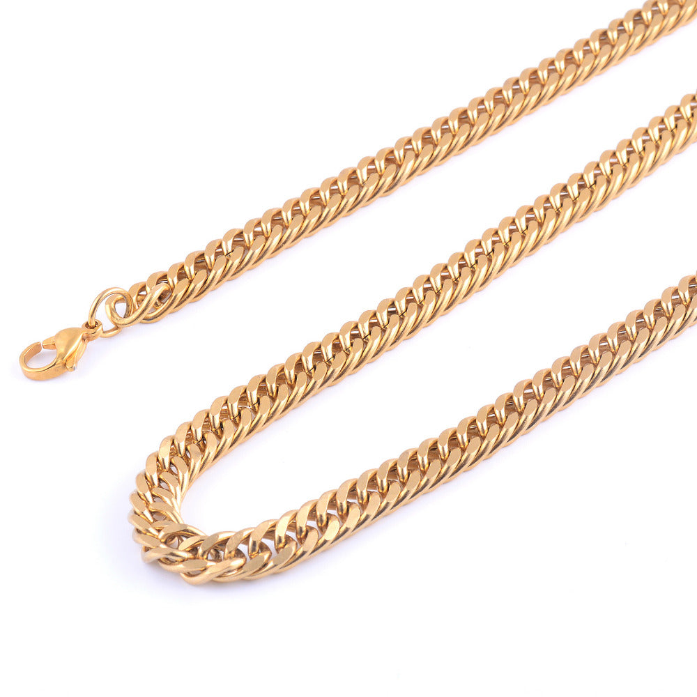 COOL CHAIN NECKLACE - Lupethelabel
