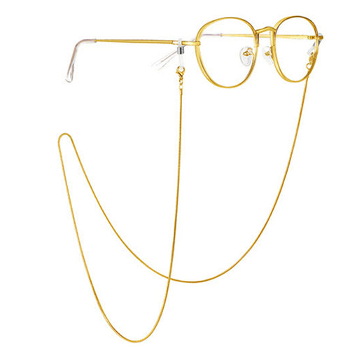 RACHEL GLASSES CHAIN - Lupethelabel