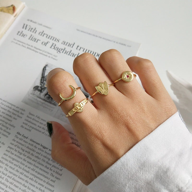 CLAIRE RING - Lupethelabel