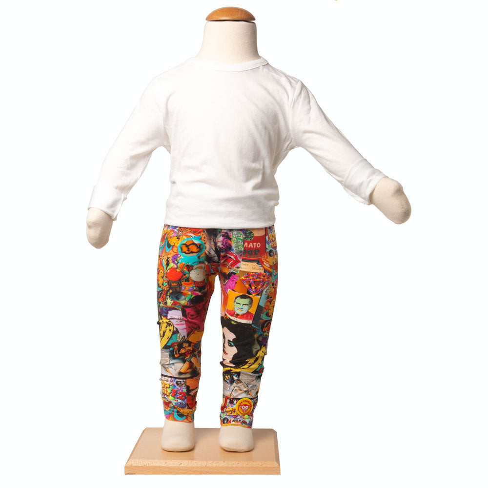 Pop-art legging