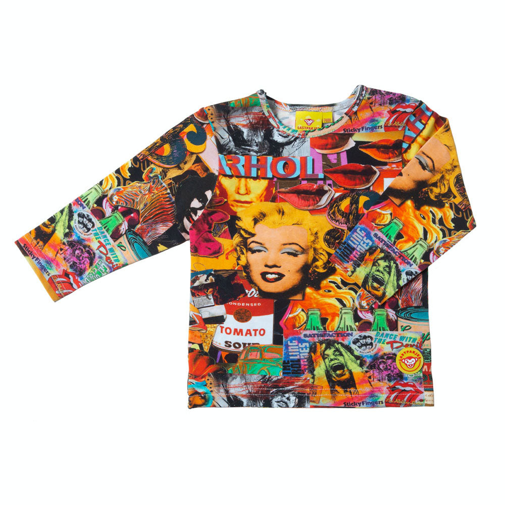 Pop-art longsleeve