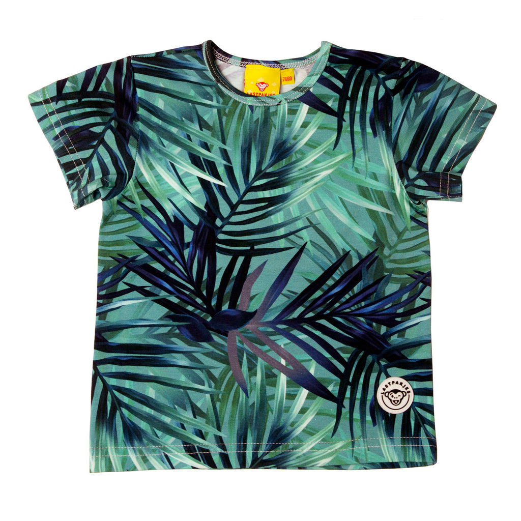 jungle by schemer t-shirt