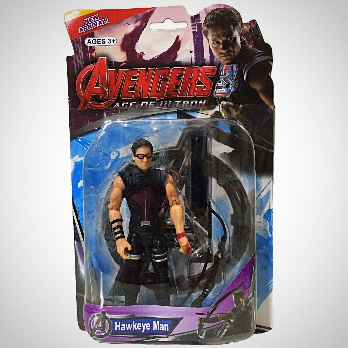 Arqueiro - Vingadores: Era De Ultron - - Action Figures Age Of Avengers Colecionáveis My Geek Stock