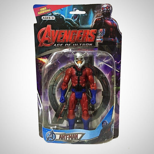 Homem-Formiga - Vingadores: Era De Ultron - - Action Figures Age Of Avengers Captain America Colecionáveis My Geek Stock
