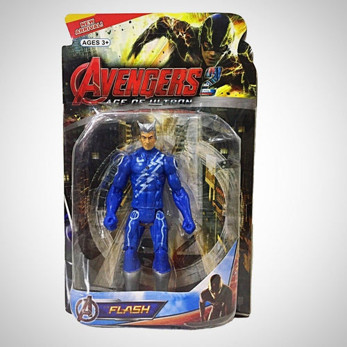 Mercúrio - Vingadores: Era De Ultron - - Action Figures Age Of Avengers Captain America Colecionáveis My Geek Stock