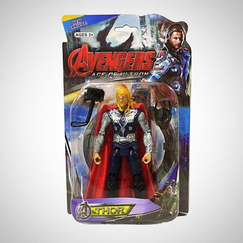 Thor - Vingadores: Era De Ultron - - Action Figures Age Of Avengers Colecionáveis My Geek Stock
