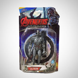 Ultron - Vingadores: Era De - - Action Figures Age Of Avengers Captain America Colecionáveis My Geek Stock