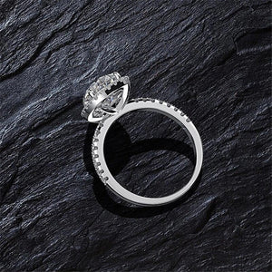 Water Drop Lover Ring