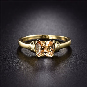 Enchanting Aristocrat Citrine November Birthstone