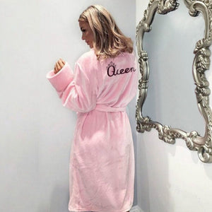 Queen Bath Robe