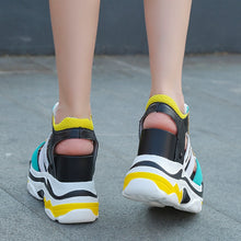 Load image into Gallery viewer, Chunky Summer Sneaker Sandals