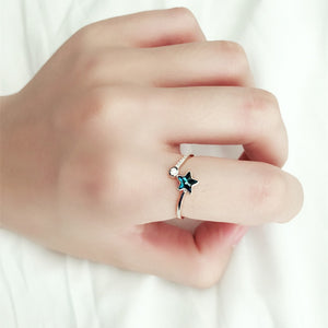 Luxury Statement Star Ring