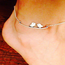 Load image into Gallery viewer, Love bird anklet