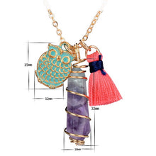 Load image into Gallery viewer, Sunbeam Talisman Necklace
