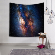 Load image into Gallery viewer, Galaxy Wall Tapestry