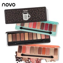 Load image into Gallery viewer, Novo Ultra Pigmented Eyeshadow Palettes