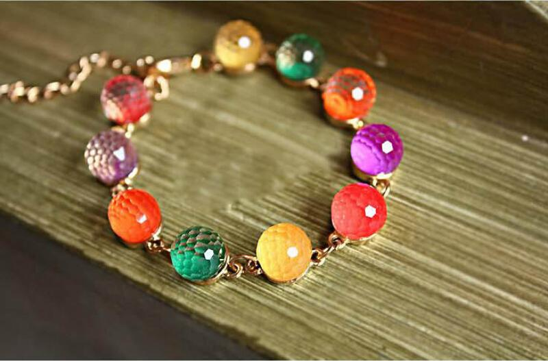 Hard Candy Delight Bracelet