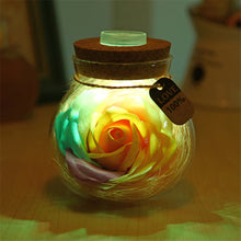 Load image into Gallery viewer, Rose Light Bottle