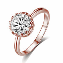 Load image into Gallery viewer, Royalty Zircon Ring