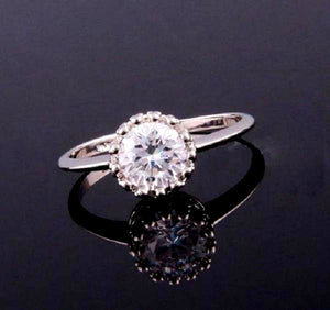 Royalty Zircon Ring