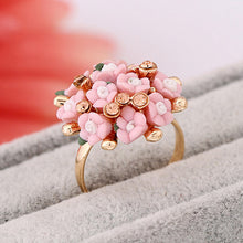 Load image into Gallery viewer, Cherry Blossom Ring