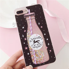 Load image into Gallery viewer, Glitter Phone Cases