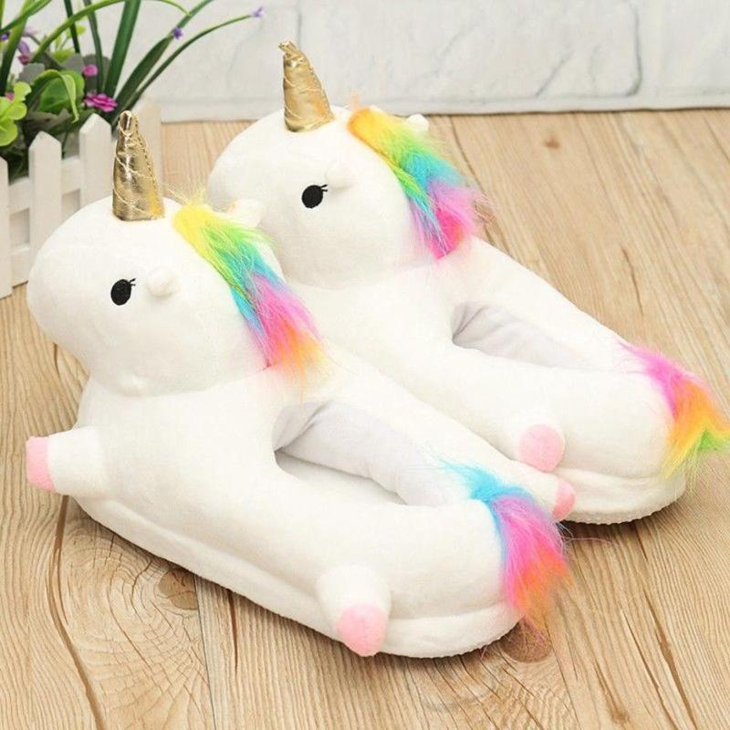 Magical Lighted Unicorn Slipper