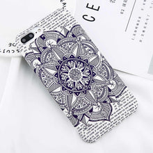 Load image into Gallery viewer, Mandala Phone Cases For Iphone X 8 7 6 6S Plus