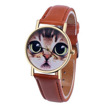 Load image into Gallery viewer, Lovely Cat Watch