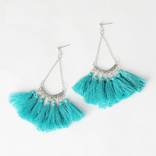 Moroccan Tassle Earrings
