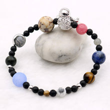 Load image into Gallery viewer, Solar System Spaceman Bracelet